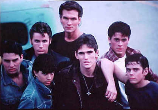 Greasers Vs Socs The Outsiders